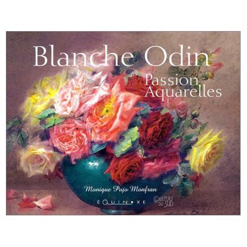 Blanche Odin : Passion aquarelles