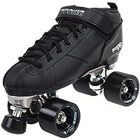 Rookie RUCKUS DERBY Roller Skate 2016 black 43