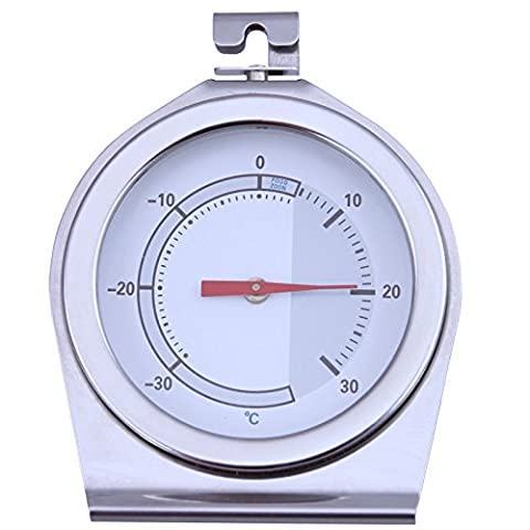 Thermomètre pour réfrigérateur ou congélateur, idéal pour la maison, les restaurants, les bars, les cafés