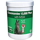 NAF Glucosamine 10,000 Plus With MSM 900g - Horse Joint Supplement