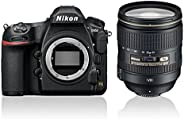 Nikon D850 With AF-S Nikkor 24-120Mm F/4G ED VR Lens (Includes 64 GB SD card) - Black