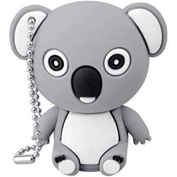 Kentop 16 GB USB Stick 2.0 Memoria Stick Koala Animales ...