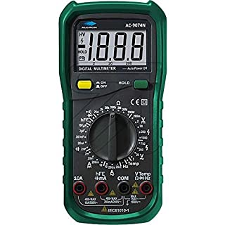 Alcron Digital-Multimeter AC-9074N 95-11