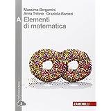 Elementi di matematica. Vol. A: disequazioni, coniche, statistica, esponenziali e logaritmi, limiti, derivate... Con espansione online. Per le Scuole superiori
