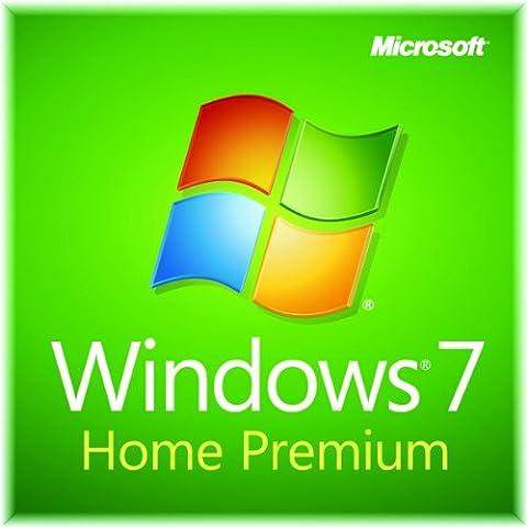 Windows 7 Home Premium 64 Bit OEM [Alte Version] (Windows 7 Home Premium Kaufen 64 Bit)