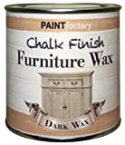 Cire pour meubles Dark Wax Paint Factory - Finition crayeuse - 200 ml