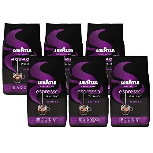 Lavazza Espresso Cremoso Bohnen 6x1kg