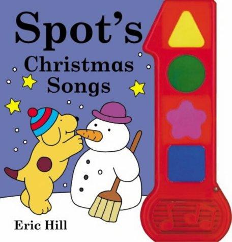 Spot's Christmas song