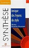 lexique des figures de style