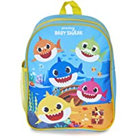 Pinkfong Baby Shark Toddler Backpack with Music | Fun Musical Backpack for Kids - It Play The Famous Baby Shark Song! Children Rucksack for Nursery, Kindergarten, Preschool for Boys Or Girls
