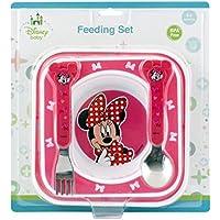 Disney Baby Minnie Mouse Feeding Gift Set