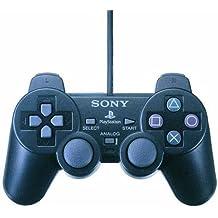 Manette PS2 Dual Shock - noire