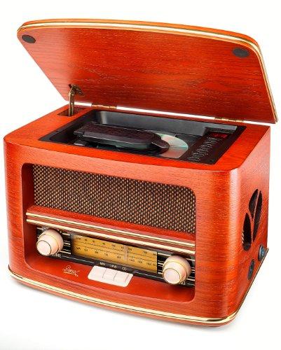 Dual NR 1 CD Nostalgieradio mit CD-Player (UKW-/MW-Tuner, gebraucht kaufen  Wird an jeden Ort in Deutschland