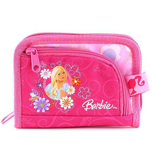 barbie-mb-9517-portafogli-con-cerniera-rosa