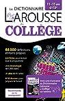 Larousse dictionnaire du Collège 2 en 1 par Collectif