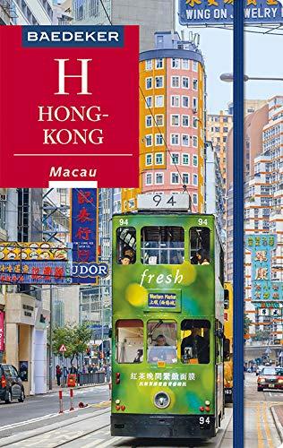 Baedeker Reiseführer Hongkong: mit praktischer Karte EASY ZIP -