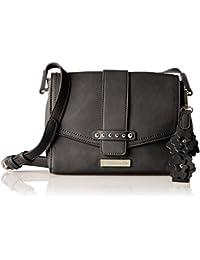 Tamaris Damen Danila Crossbody Bag S Umhängetasche, 7x16x22 cm