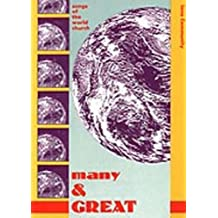 Many and Great: Audio CD