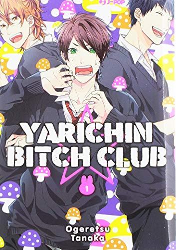 Yarichin bitch club: 1