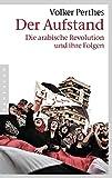 Der Aufstand: Die arabische Revolution und ihre Folgen - Volker Perthes