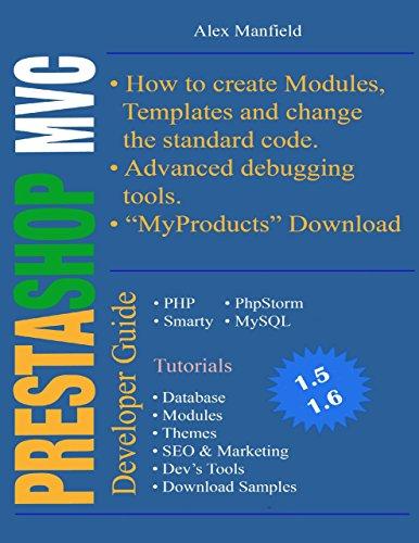 Prestashop MVC Developer Guide