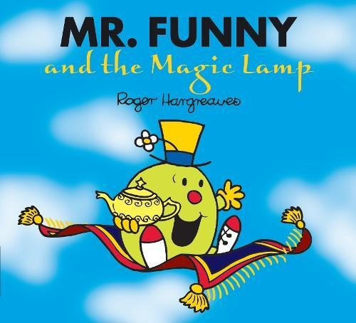 Mr Funny and the Magic Lamp (Mr. Men & Little Miss Magic) por Adam Hargreaves