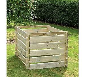 Holzkomposter: Groß 893 Liter