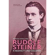 Rudolf Steiner: Kindheit und Jugend (1861–1884)