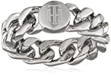 Tommy Hilfiger Jewelry Damen-Ring Classic Signature Edelstahl Gr. 54 (17.2) - 2700966C