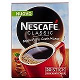 NESCAFÉ CLASSIC Caffè solubile 80 bustine 136g