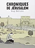 Chroniques de Jérusalem - Fauve d'or  d'Angoulême - prix du meilleur album 2012