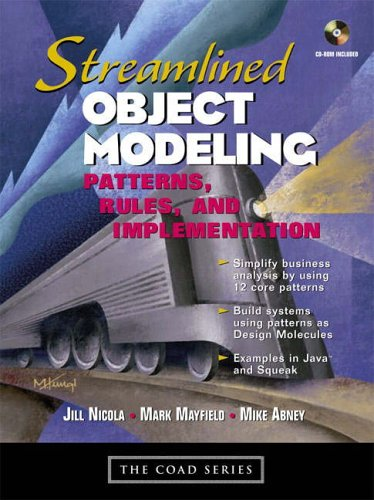 streamlined-object-modeling-patterns-rules-and-implementation-coad-series