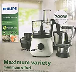 Philips Food Processor HL1661 700Watts with chutney Jar
