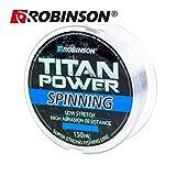 Robinson 150m Titan Power Spinning Angelschnur von Ø0,155mm - Ø0,330mm erhältlich (Ø 0,155mm /...