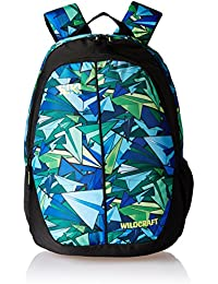 Wildcraft 28 Ltrs Blue Casual Backpack (AM BP 1)