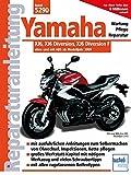 Yamaha: XJ6, XJ6 Diversion, XJ6 Diversion F ohne und mit ABS ab 2009 (Reparaturanleitungen)