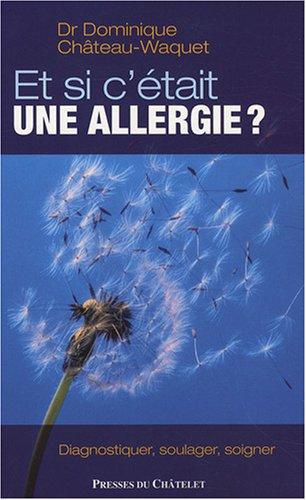 Et si c'était une allergie ?
