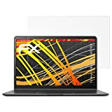 atFolix Schutzfolie kompatibel mit Asus ZenBook Flip S UX370UA Displayschutzfolie, HD-Entspiegelung FX Folie (2X)