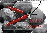 Hot Chili Küchen Kalender (Wandkalender 2019 DIN A3 quer): Rote Chili ist immer ein Blickfang, dies ist ein wundervoller Food Kalender in dem die ... 14 Seiten ) (CALVENDO Lifestyle)