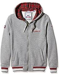 Lonsdale Herren Sweatshirt Sweatshirt Hooded Zip Lancaster