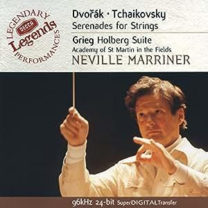 Dvorak - Tchaïkovski / Sérénades pour cordes