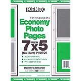Kenro pour classeur à anneaux économie pages photo 7x 5(13x 18cm) Photos