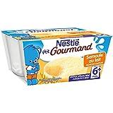 Nestlé Bébé P'tit Gourmand Semoule au Lait Laitâge dès...