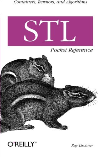 STL Pocket Reference (Pocket Reference (O'Reilly))
