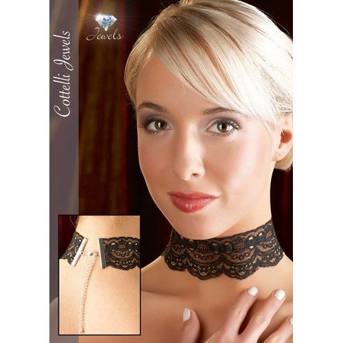 Cottelli Collection Halsband Spitze