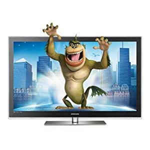 Samsung PS63C7000 63-inch Widescreen Full HD 1080p 3D Ready Internet Plasma Television with Freeview HD