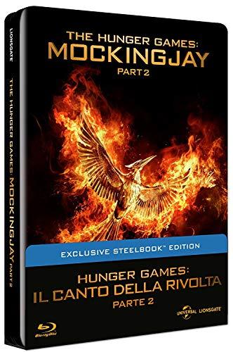 Hunger GamesCanto Rivolta P2.Excl Steel Bd St