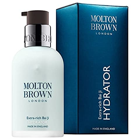 Molton Brown Herren Extra Rich Bai Ji Hydrator Feuchtigkeitscreme 100 Ml