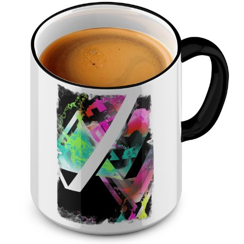 FunTasstic Colourmix Tasse Kaffeepott