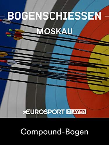 Bogenschiessen: Weltcup-Finale in Moskau (RUS) - Compound-Bogen